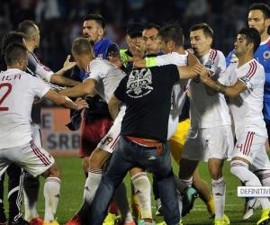 Si merr çmim agresori në futboll, ose UEFA!?