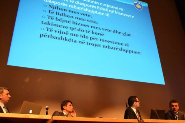 Murati: Kontributi i diasporës ka qenë thelbësor për kombin shqiptar