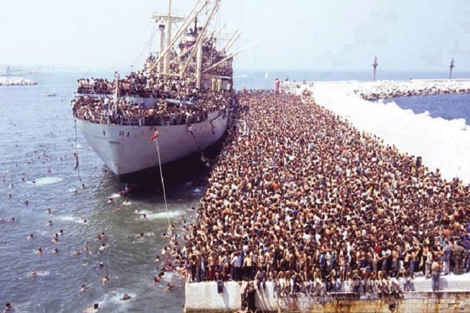 Deri kur do të heshtet për emigrantët?…