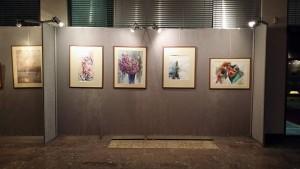 Bienalja: E gjithë bota në akuarel