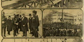 Excelsior (E premte, 13 Mars 1914, Ballinë) – Burimi : gallica.bnf.fr / Bibliothèque nationale de France